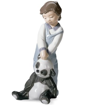 Lladro Collectible Figurine, First Discoveries