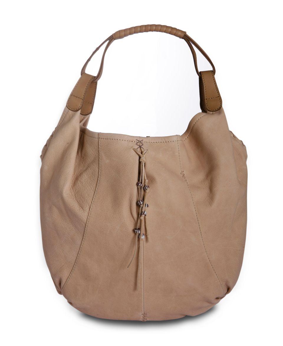 Lucky Brand Handbag, Ojai Leather Hobo Bag   Handbags & Accessories