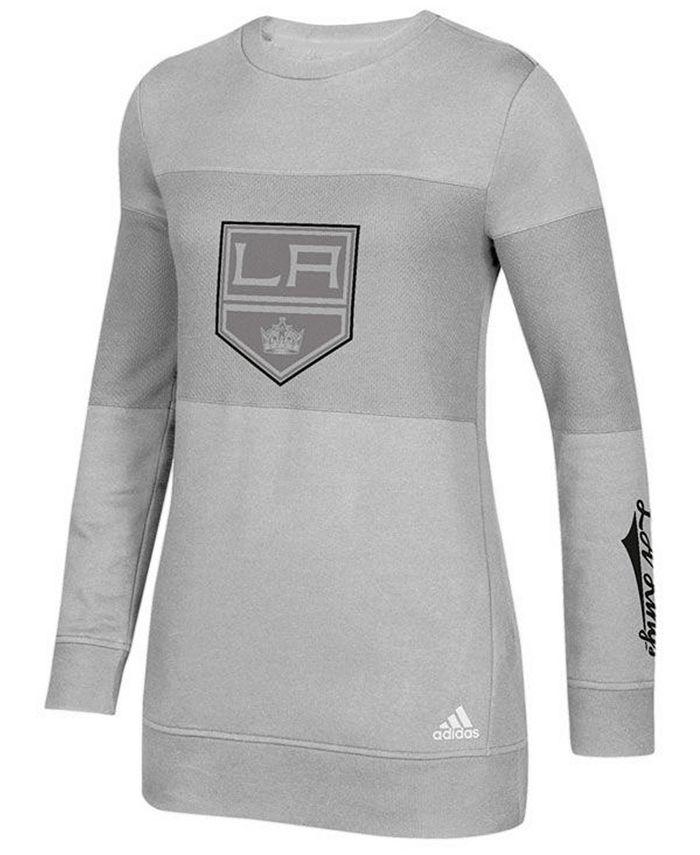 adidas - Women's Inside Logo Outline Sweatshirt