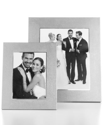 "Micro Woven 5"" x 7"" Picture Frame"