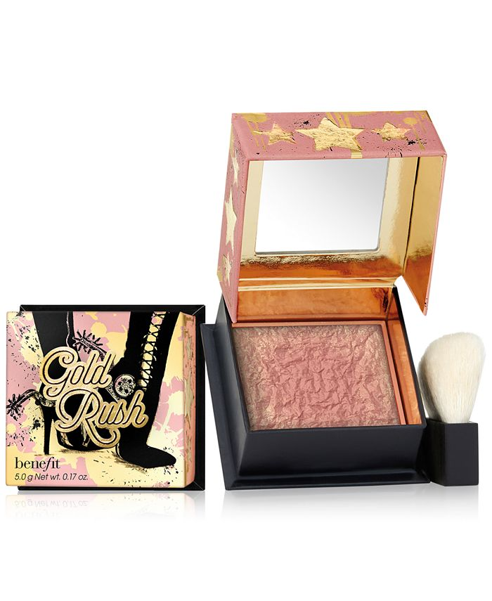 Benefit Cosmetics - Benefit Gold Rush Blush
