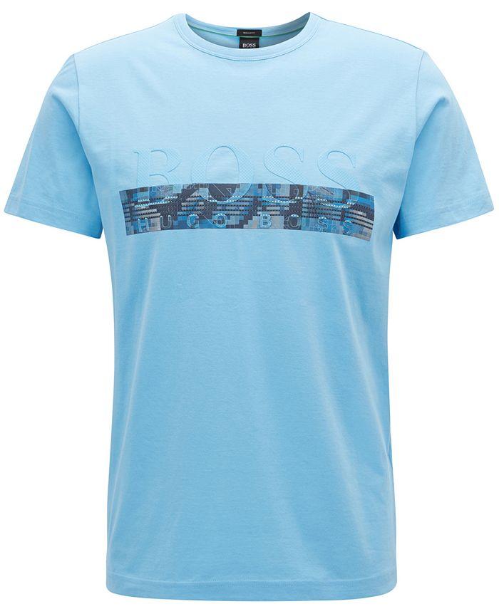 Hugo Boss - Men's Cotton Graphic T-Shirt