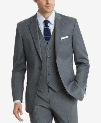 Men's Modern-Fit TH Flex Stretch Suit Jackets