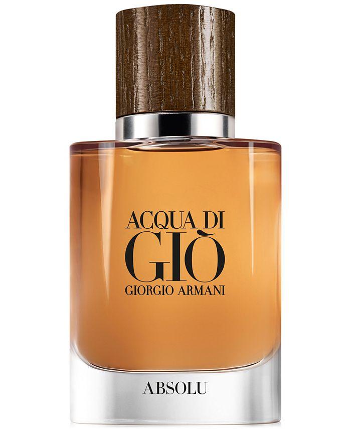 Giorgio Armani - Men's Acqua di Giò Absolu Fragrance Collection