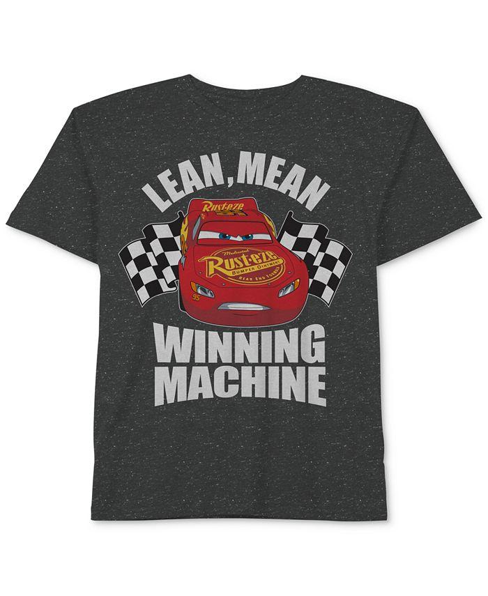 Disney - Cars Graphic-Print T-Shirt, Little Boys