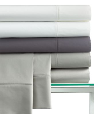 Hotel Collection Bedding, 400 Thread Count Extra Deep King Solid Sheet Set