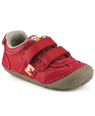 Sesame Street by Stride Rite Baby Shoes, Baby Boys SRT SM Elmo Early Walker Shoes