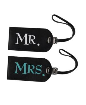Concierge Luggage Tags, Mr.& Mrs. Set