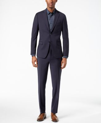 Men's Skinny-Fit Extra Slim Infinite Stretch Suit Jacket
