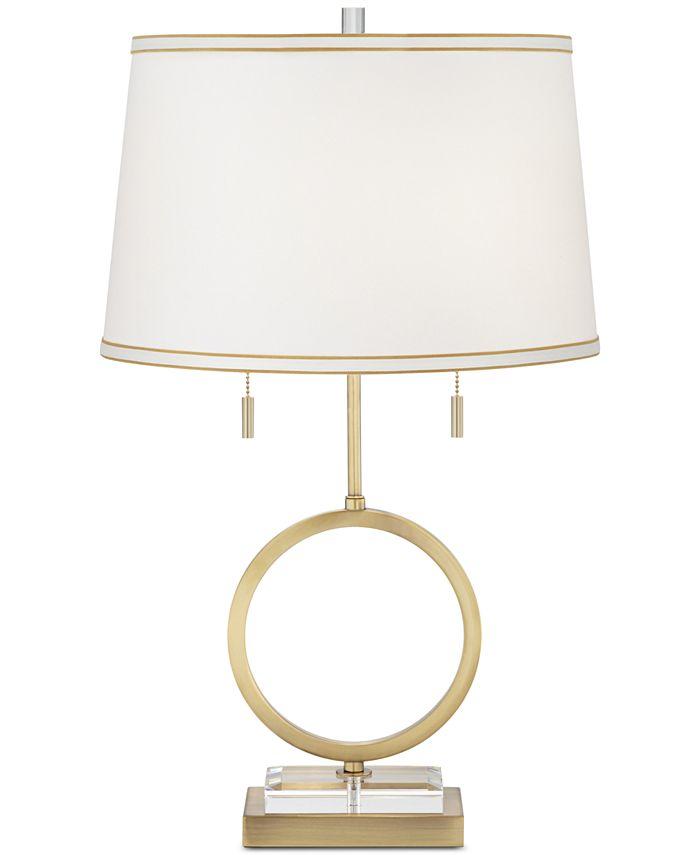 Kathy Ireland - Giro Table Lamp