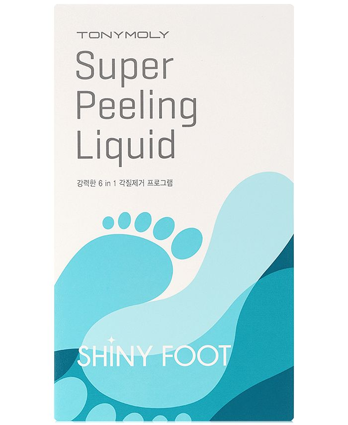 TONYMOLY - Shiny Foot Super Peeling Liquid, 0.85 fl. oz.