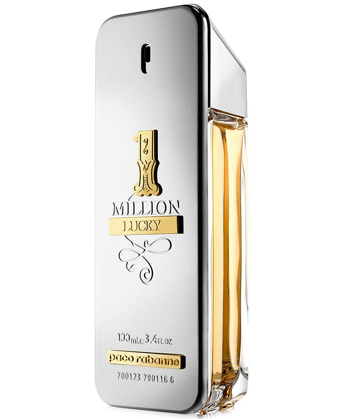 Paco Rabanne - Men's 1 Million Lucky Fragrance Collection