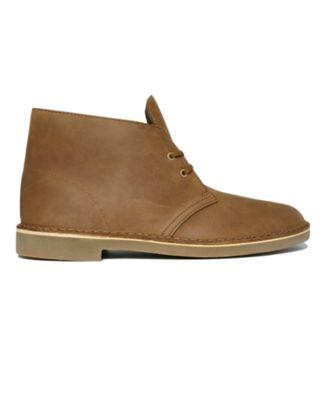 Clarks Bushacre 2 Chukka Boots - Shoes - Men - Macy's