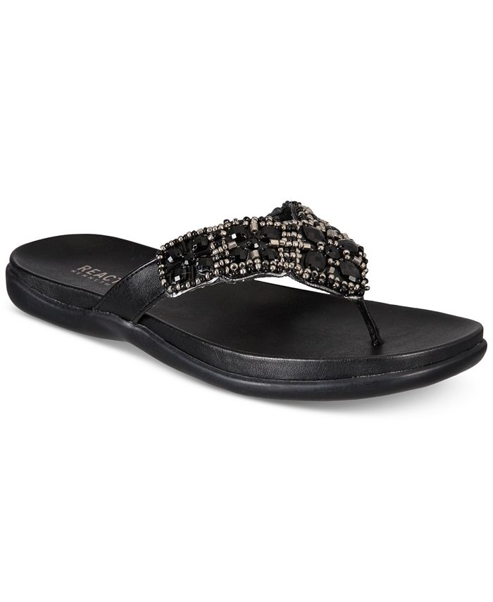 Kenneth Cole Reaction - Women's Glamathon Flat Sandals