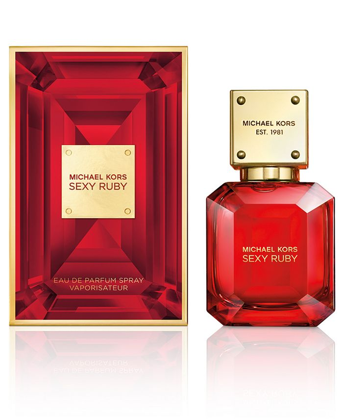 Michael Kors - Receive a Complimentary 1-oz. Sexy Ruby Eau de Parfum Spray with any $105 purchase from the  fragrance collection