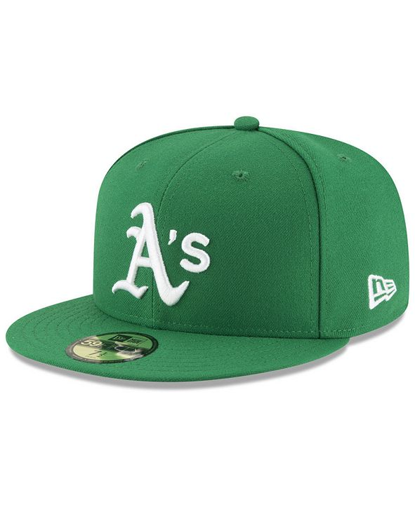 New Era Oakland Athletics Authentic Collection 59FIFTY Fitted Cap
