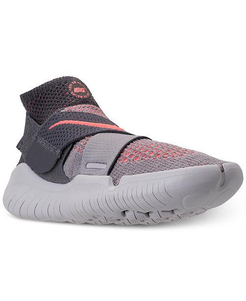 Nike Women's Free RN Motion Flyknit 2018 Running Sneakers ...