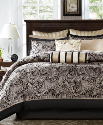Adeline 12-Pc. King Comforter Set