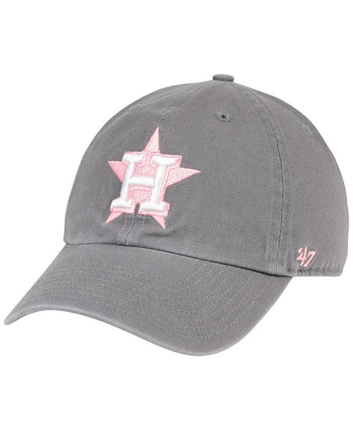 '47 Brand - Dark Gray Pink CLEAN UP Cap