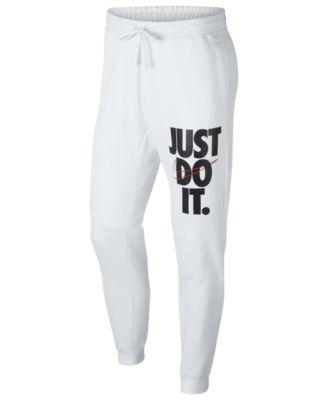 Sportswear Just Do It Fleece Joggers