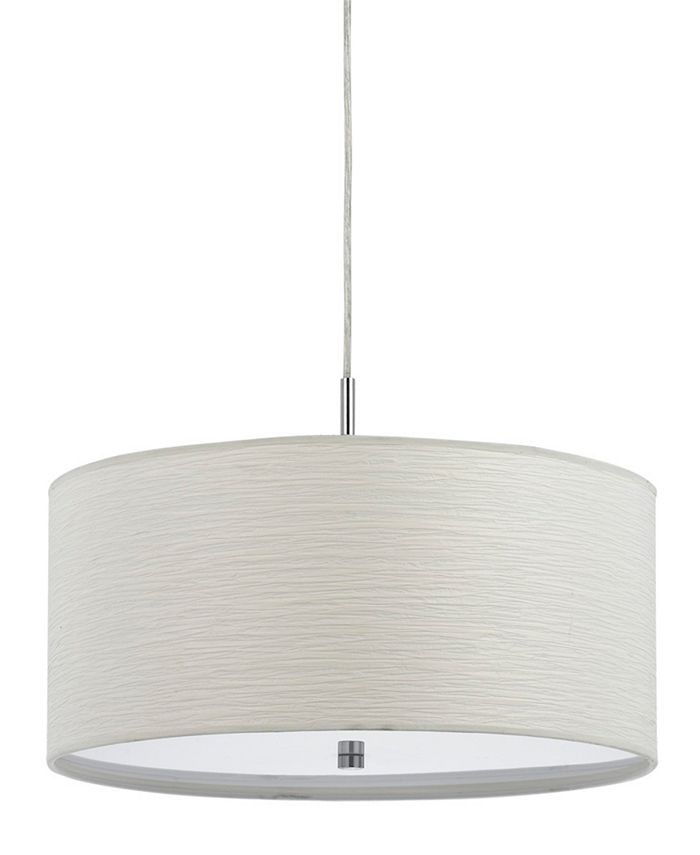 Cal Lighting - 2-Light Nianda Pendant Fixture