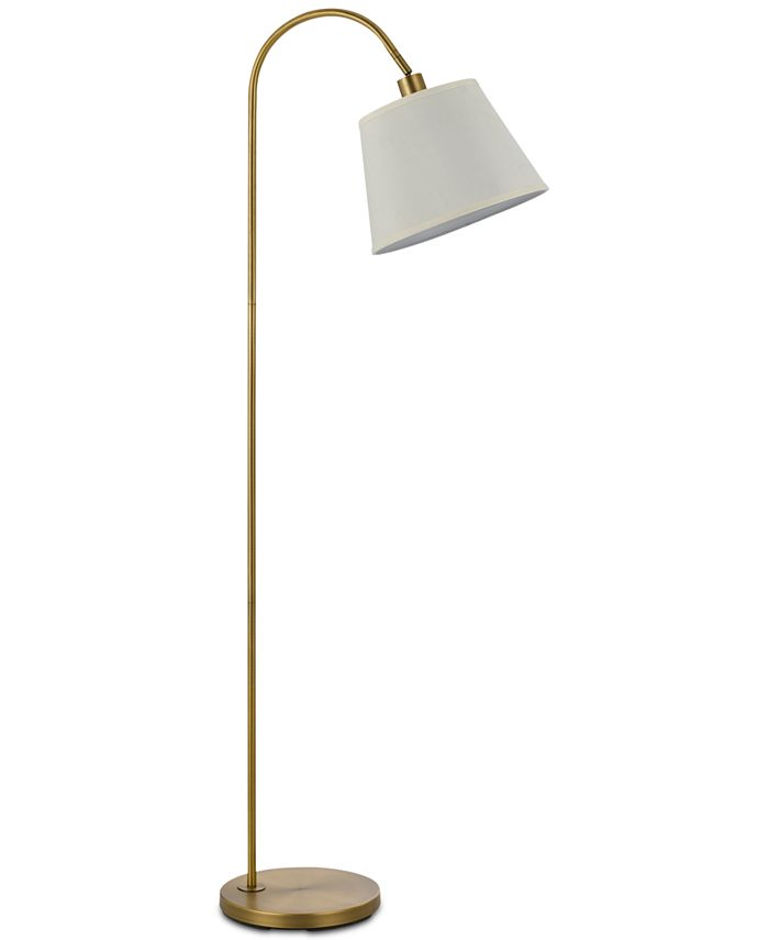 Cal Lighting - 60W Covington Metal Floor Lamp