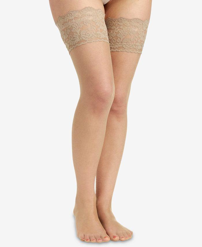 Berkshire - Sheer Shimmer Thigh Highs Hosiery