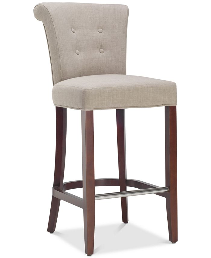Safavieh - Anakin Bar Stool, Quick Ship