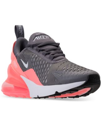 Nike Girls' Air Max 270 Casual Sneakers