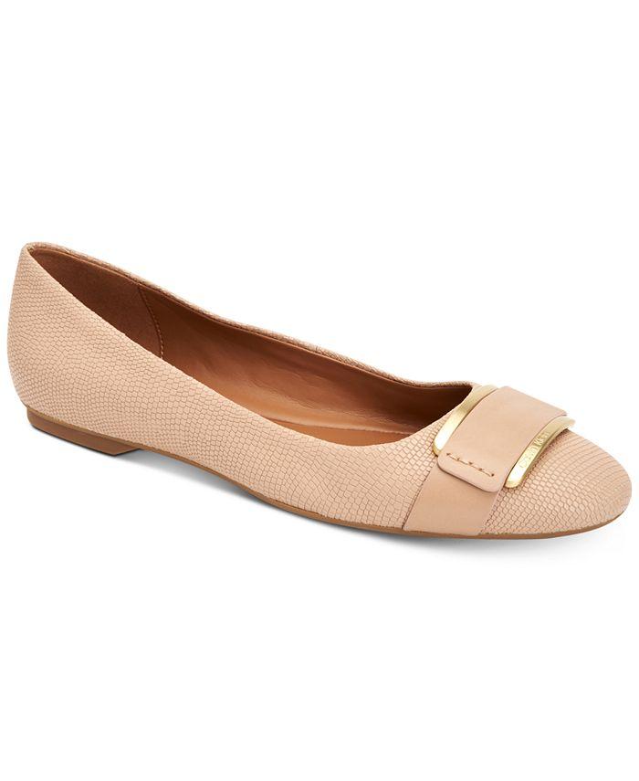 Calvin Klein - Women's Oneta Ballet Flats