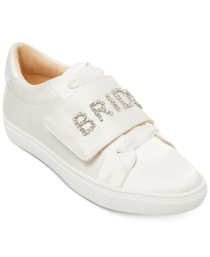 Betsey Johnson - Liana Bride Sneakers