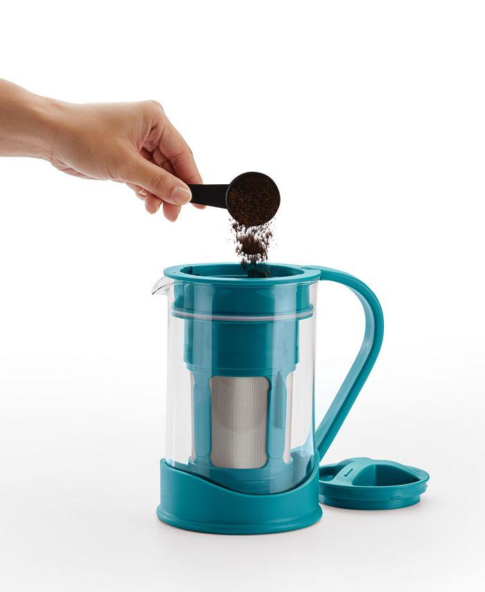 Bonjour - 50.7-Oz. Cold-Brew Coffee Maker