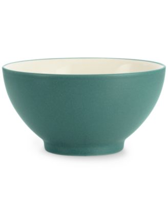 Noritake Dinnerware, Colorwave Turquoise Rice Bowl