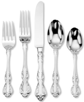 Oneida Flatware 18/10, Mandolina 65 Piece Set