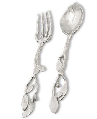 Michael Aram Sleepy Hollow Serving Set