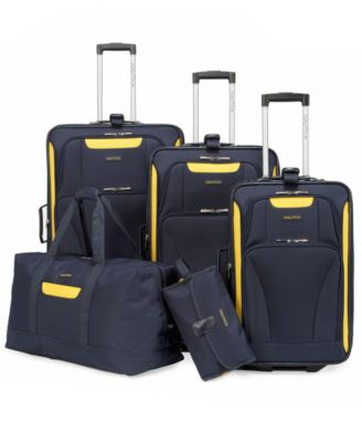 Nautica Shoreline 5 Piece Luggage Set