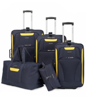 Nautica Shoreline 5-Piece Luggage Set