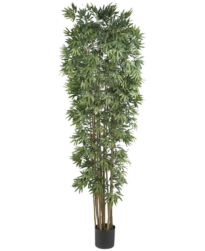 Nearly Natural 7' Bamboo Japonica Artificial Tree