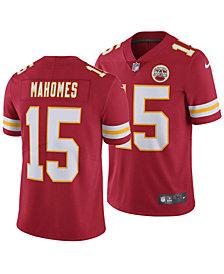 Nike Men's Pat Mahomes Kansas City Chiefs Vapor Untouchable Limited Jersey