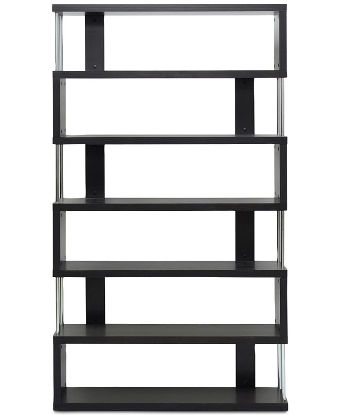 Furniture - Aurel Modern Bookcase, Quick Ship