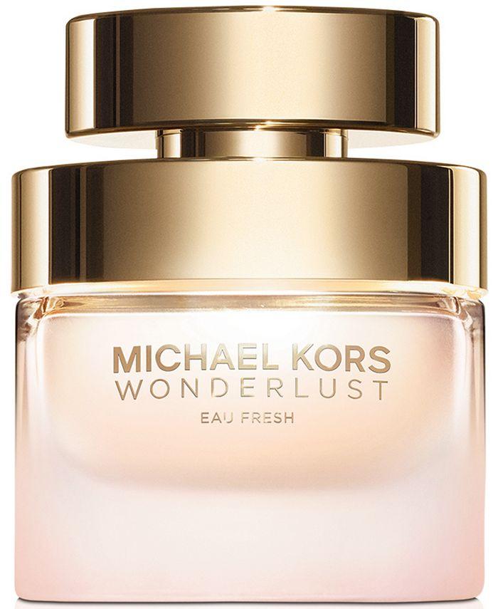 Michael Kors - Wonderlust Eau Fresh Fragrance Collection