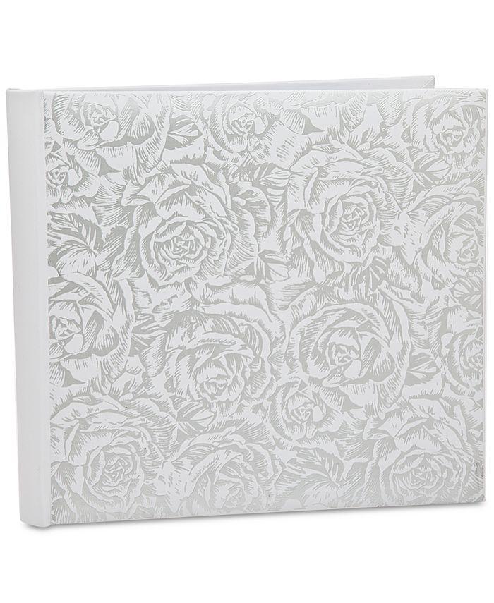 Philip Whitney - White Rose Large Photo Album