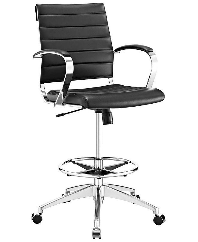 Modway Jive Drafting Chair