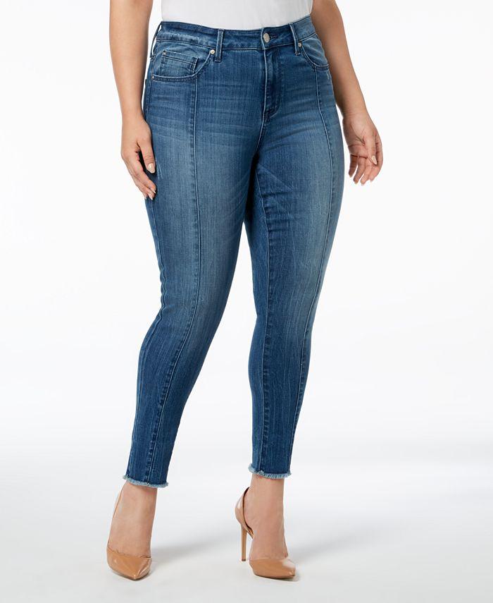Seven7 Jeans - Trendy Plus Size Skinny Jeans