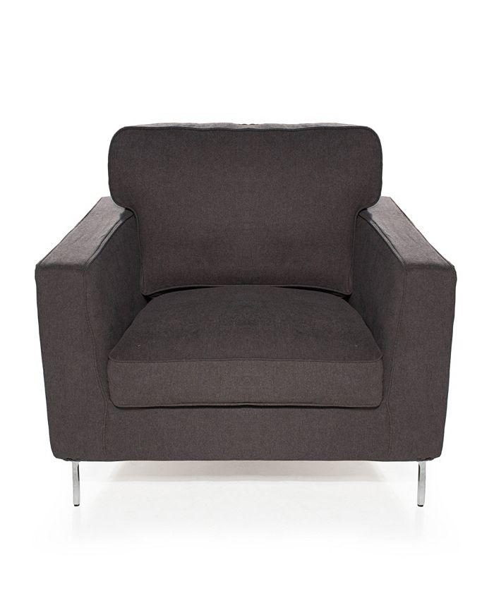 Dwell Home Inc. - S2G Blake Chair Ash grey