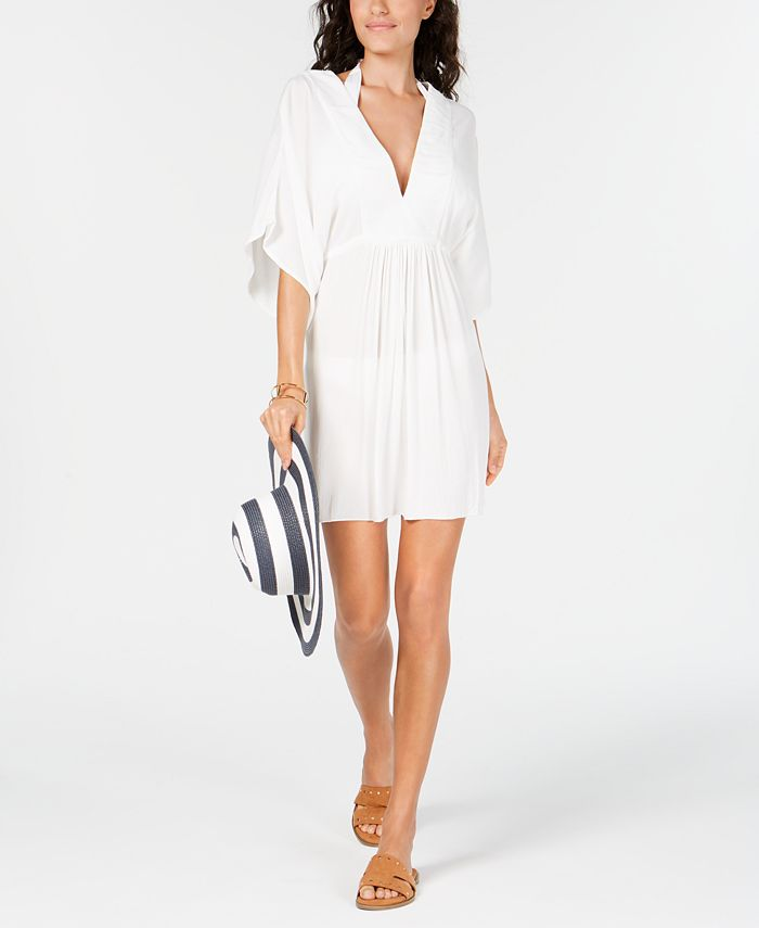 Lauren Ralph Lauren - Empire-Waist Cover-Up