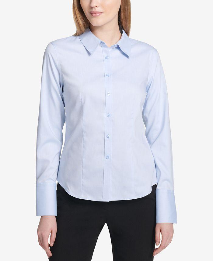 Calvin Klein - Cotton Shirt