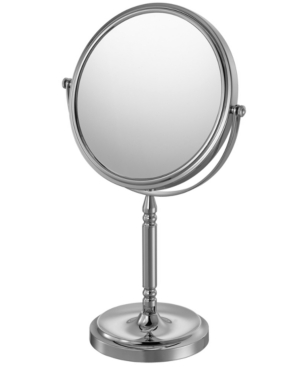 Aptations 86640 Mirror, 10x Magnified Recessed Base Makeup