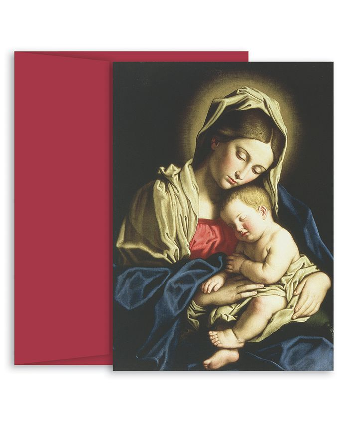 Masterpiece Studios - Madonna & Child Boxed Cards