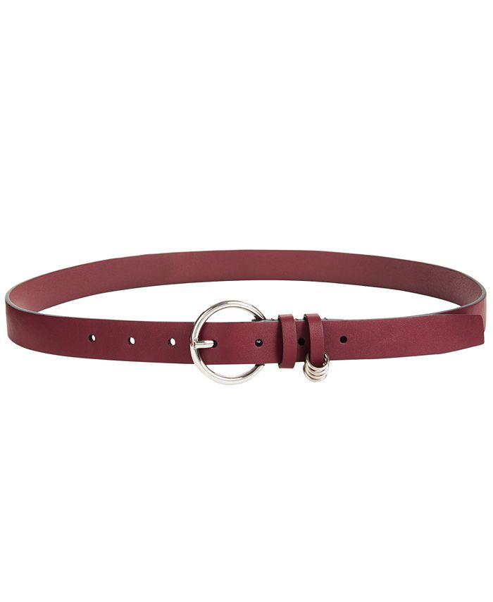 Calvin Klein - Ring-Buckle Belt
